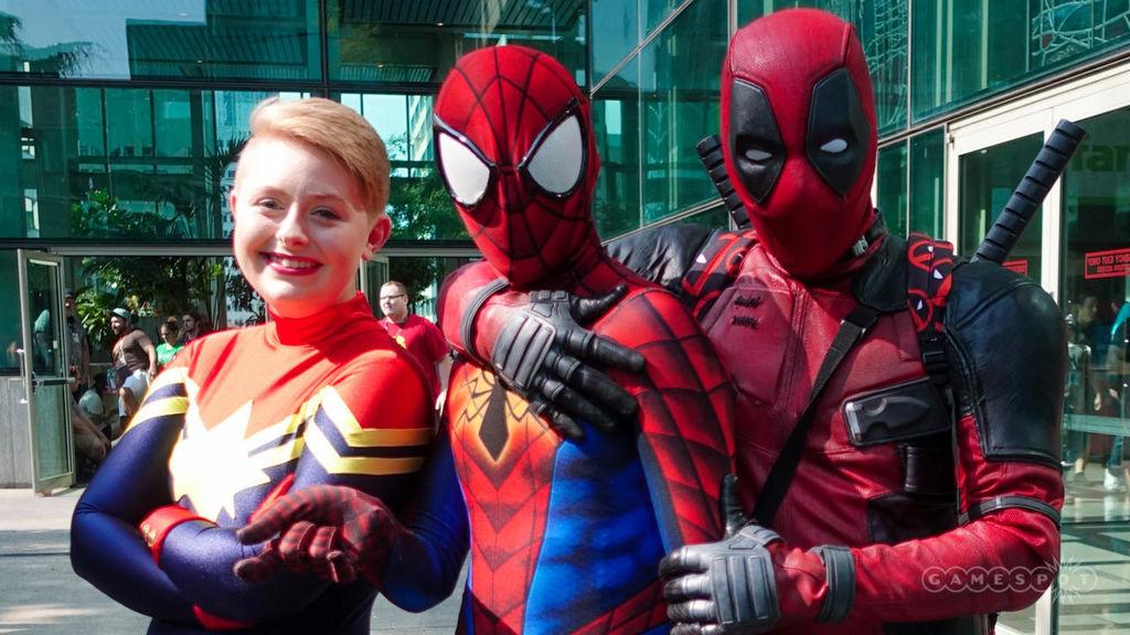 Los mejores cosplay de la PAX West 2017