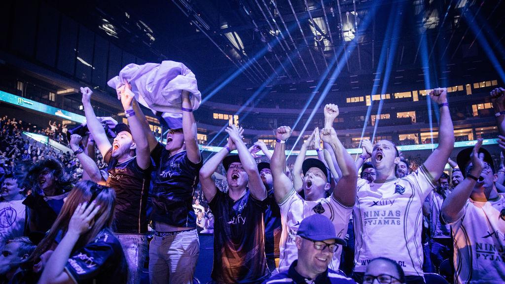 La fase final de la DreamHack Masters de Malmö, en 25 imágenes
