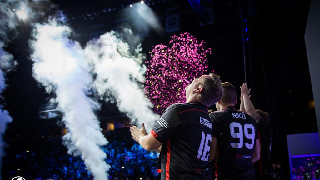 Los playoffs de CS:GO de la ESL One Nueva York, en imágenes