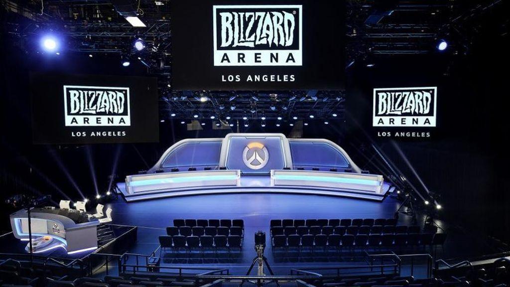Conoce la Blizzard Arena