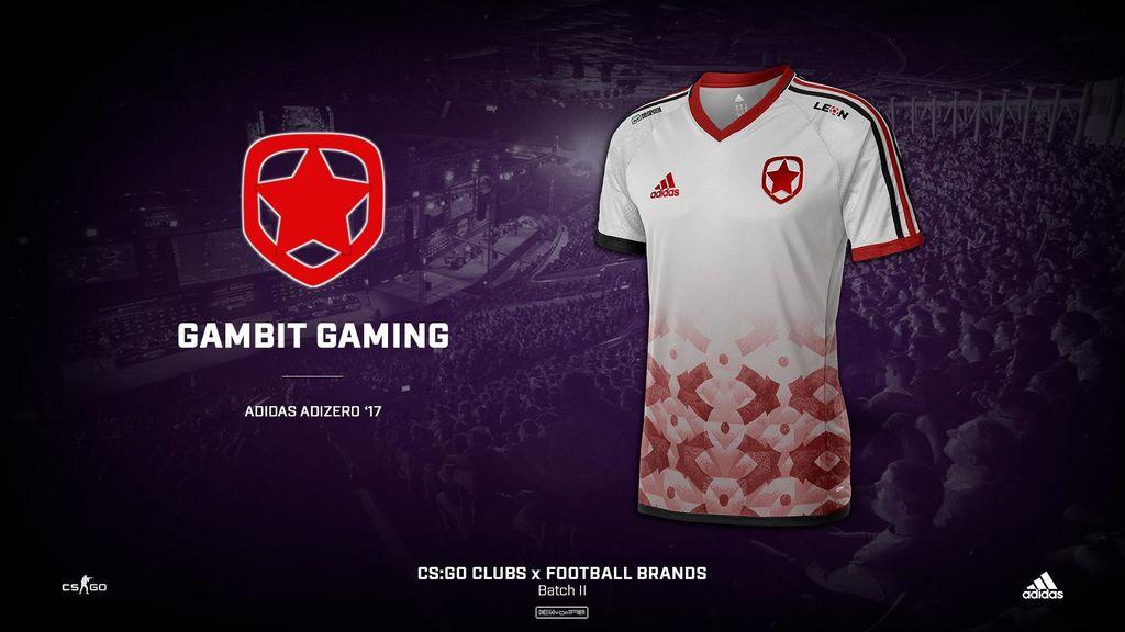 ¿Cómo serían los mejores equipos de CSGO si les vistieran marcas de fútbol?